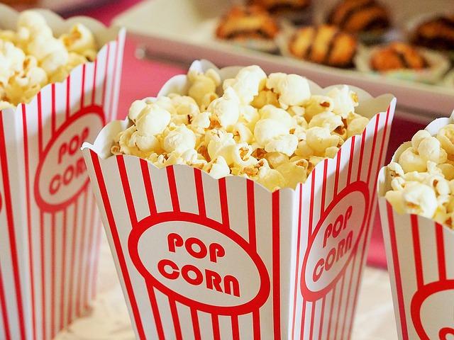 Les meilleurs films à venir - Pop corn