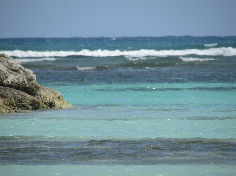 Plage de Saint-Anne Guadeloupe