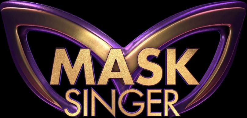 Logo mask singer
