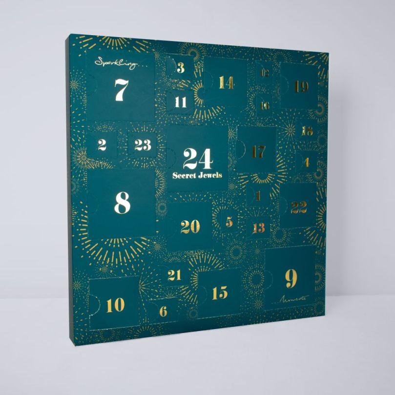 calendrier de l'avent bijoux