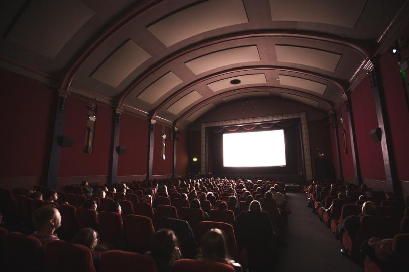 salle de ciné-théâtre