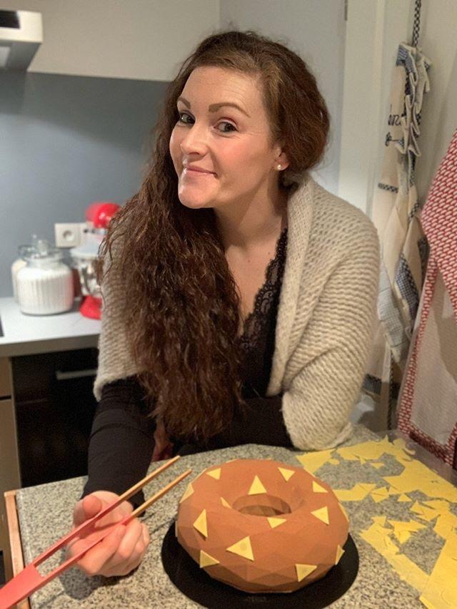 Stéphanie Bienvenu, candidate du Meilleur Pâtissier saison 8