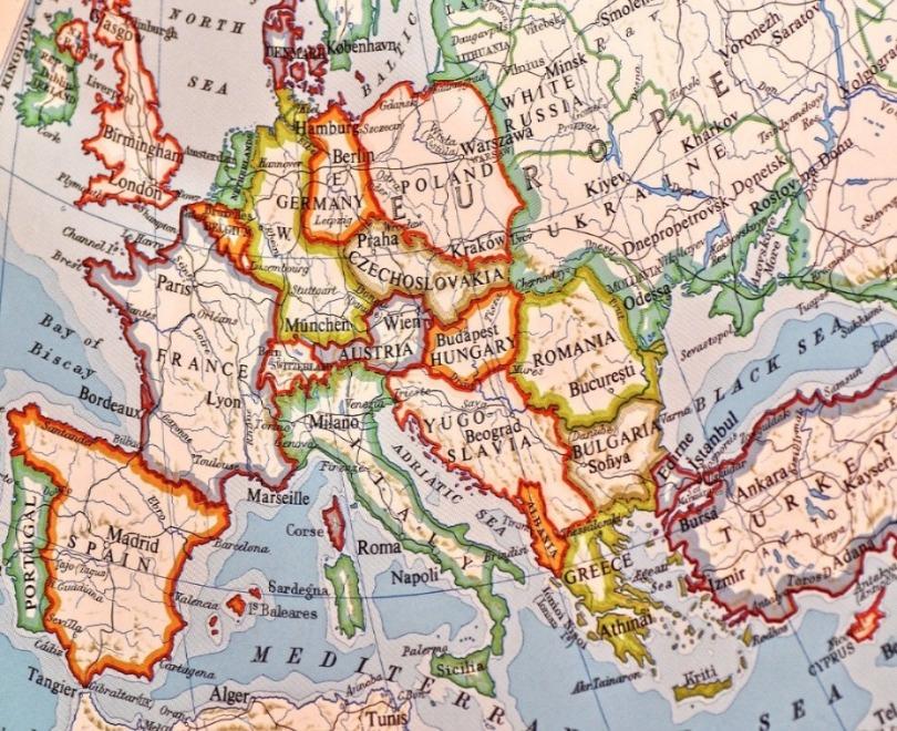 L'Europe fait partie des destinations les plus prisées