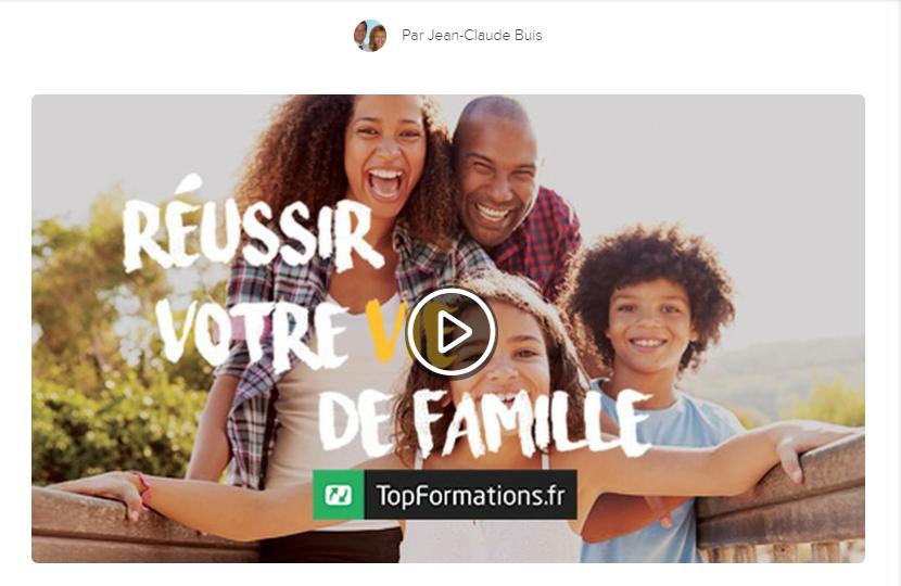 Réussir votre vie de famille