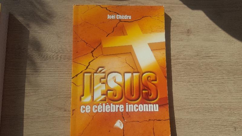 Jésus ce célèbre inconnu