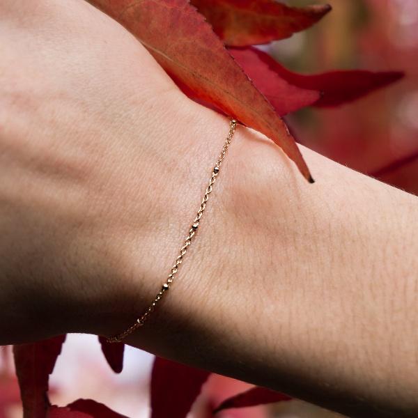 Bracelet plaqués or 18 carats