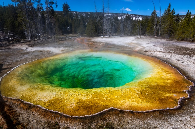Le parc national Yellowstone
