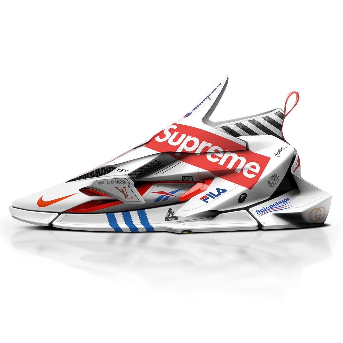 Sneakers de Ilija Nikolic