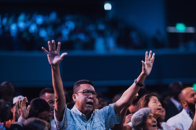 Temps d'adoration