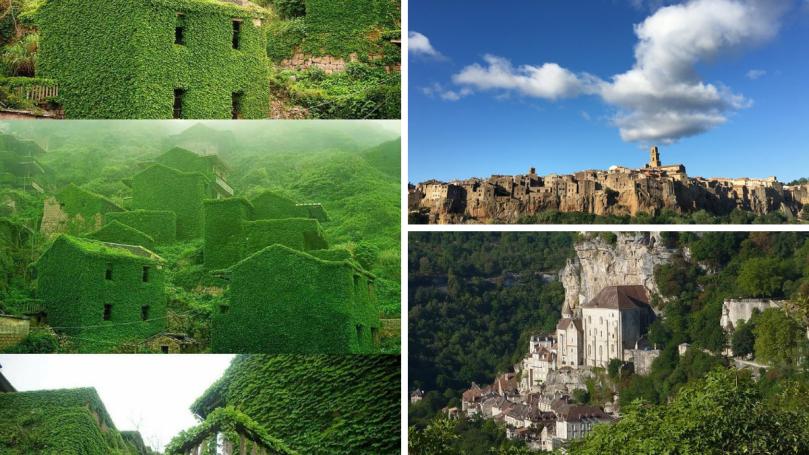 10 villages insolites dans le monde à visiter