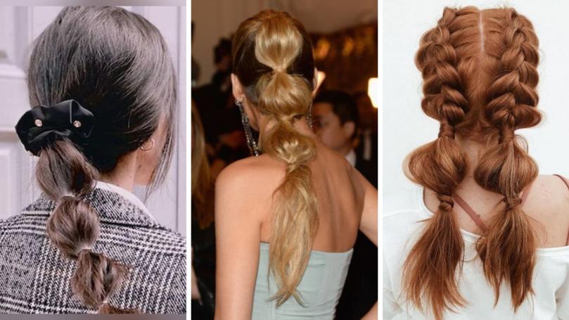 Bubble braid : 13 façons d'adopter la coiffure au printemps et en été