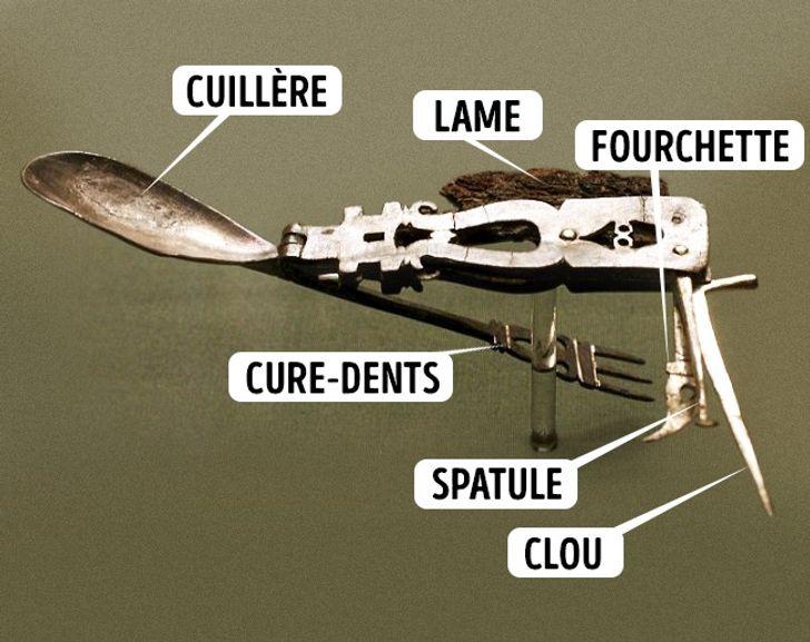 Premier couteau suisss