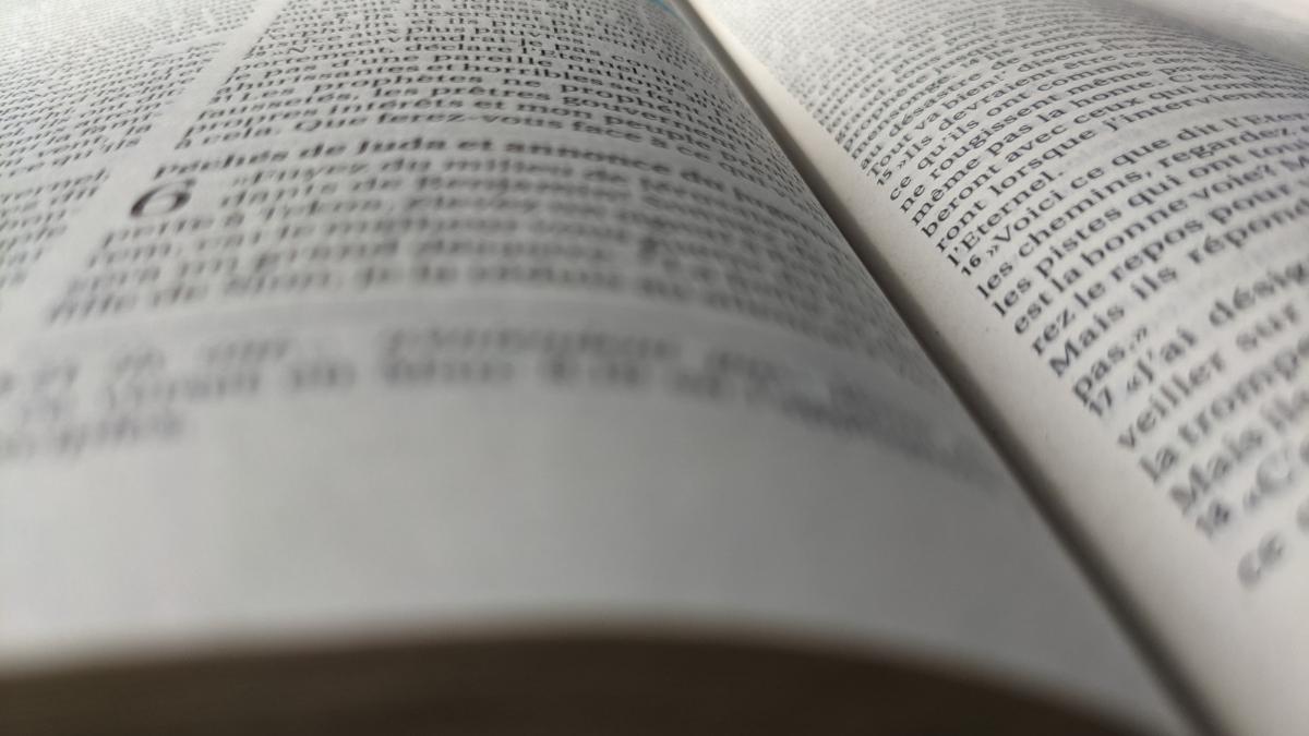9 choses qui empêchent de lire régulièrement sa bible