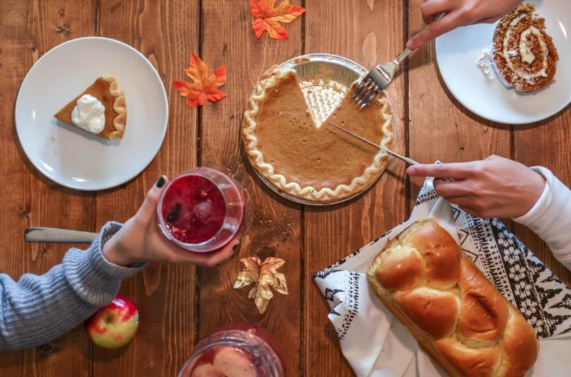 6 petits-déjeuners de thanksgiving àtester