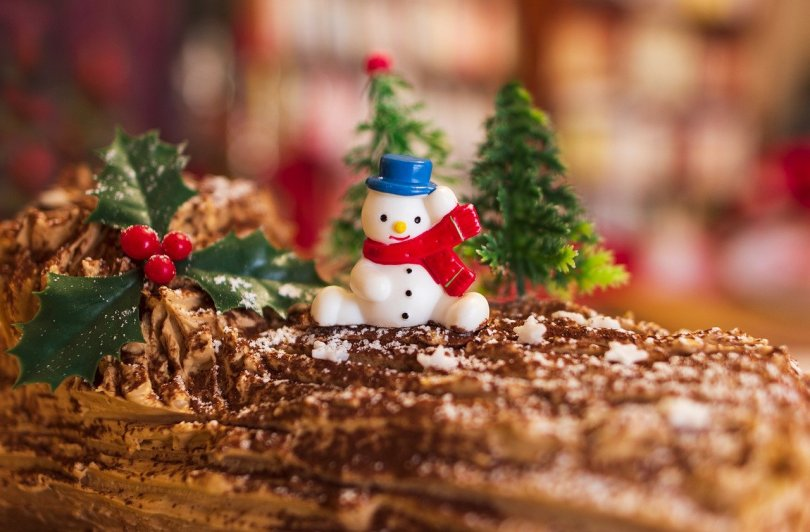 10 bûches insolites pour fêter Noël autrement